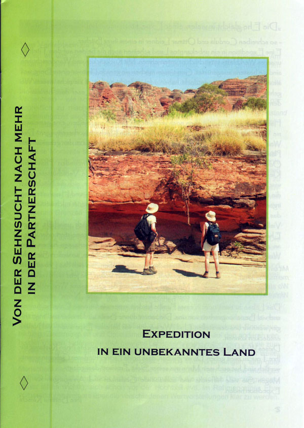 Expedition in ein unbekanntes Land